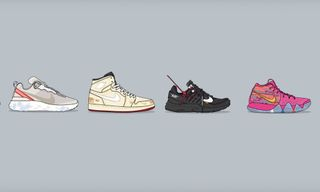 This Video Shows the 10 Most Valuable Sneakers of 2018 Q3