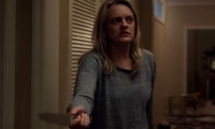 Elisabeth Moss The Invisible Man trailer