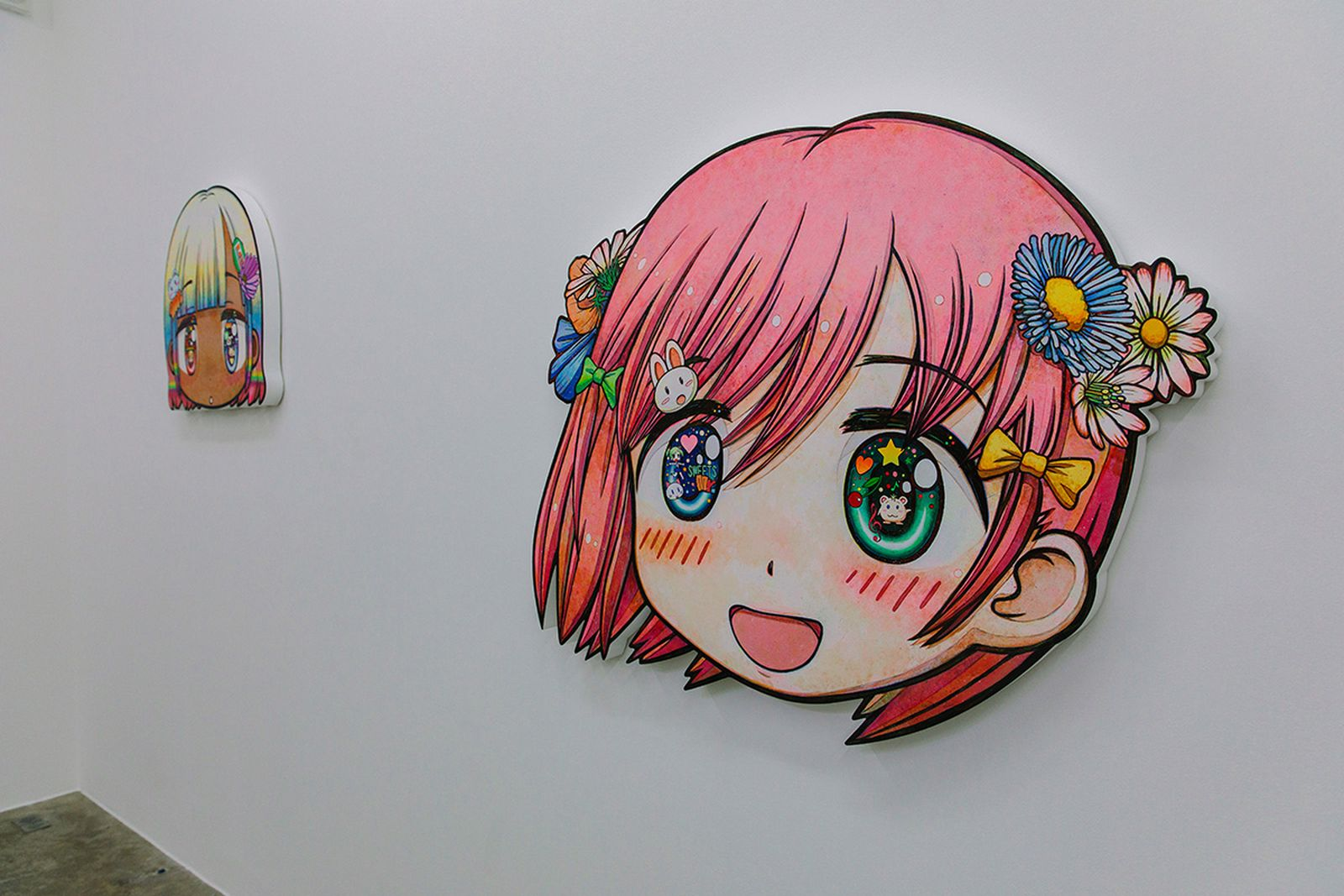 Mr Melancholy Walk Around Town Exhibition 02 mira mikati mr.