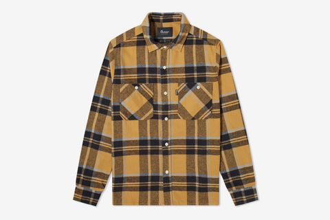 Cordan Check Overshirt