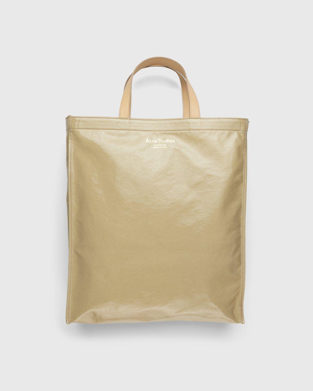 Acne Studios – Tote Bag Beige - Image 1
