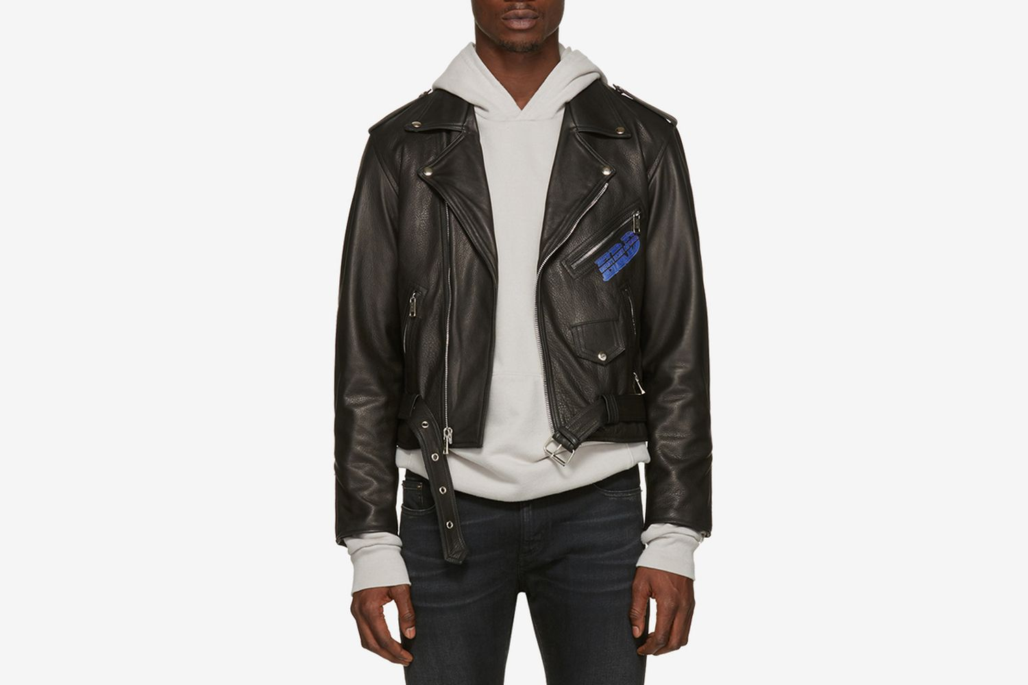 Porsche Crash Leather Jacket