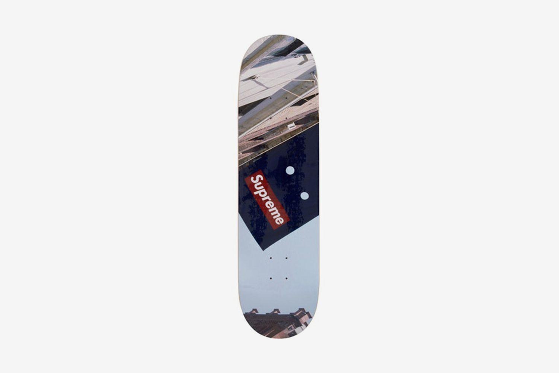 Banner Skateboard Deck