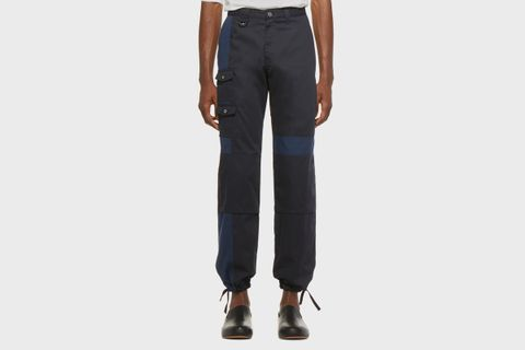 'Le Pantalon Gadjo' Workwear Trousers