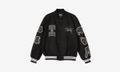 Stüssy Celebrates 40th Anniversary With COMME des GARÇONS Varsity Jacket