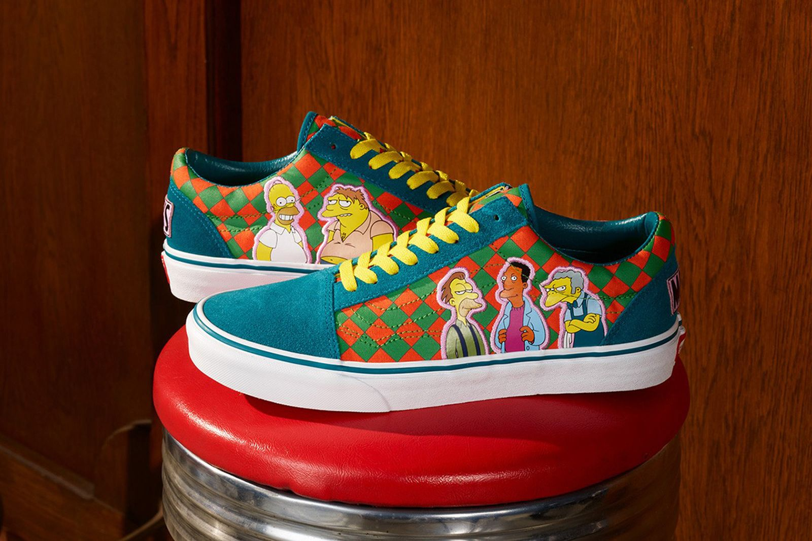 Vans The Simpsons sneakers