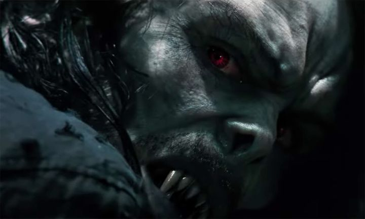 Jared Leto Morbius trailer