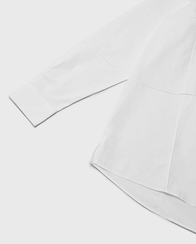 JACQUEMUS - Le Chemise Carro White - Image 4