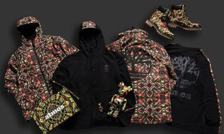Timberland & atmos Debut All-Over Print Collection