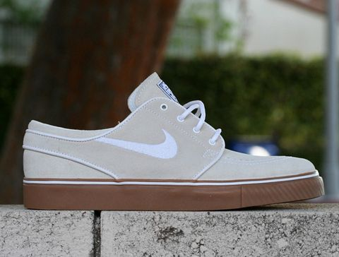 official photos e43bb dad25 The Nike SB Stefan Janoski remains to be one of our favorite lifestyle  skate sneakers. The clean silhouette with the nice details gets us every  time.