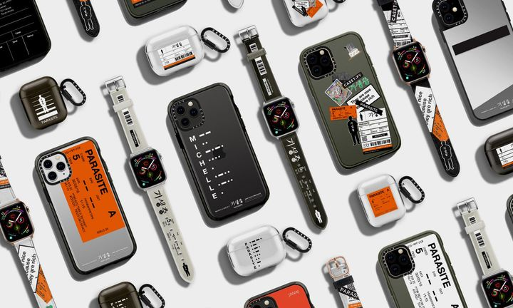 Casetify 'Parasite' Apple Accessories