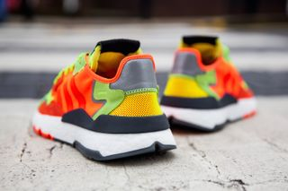 """081a85b8232 size? x adidas Nite Jogger """"Road Safety"""