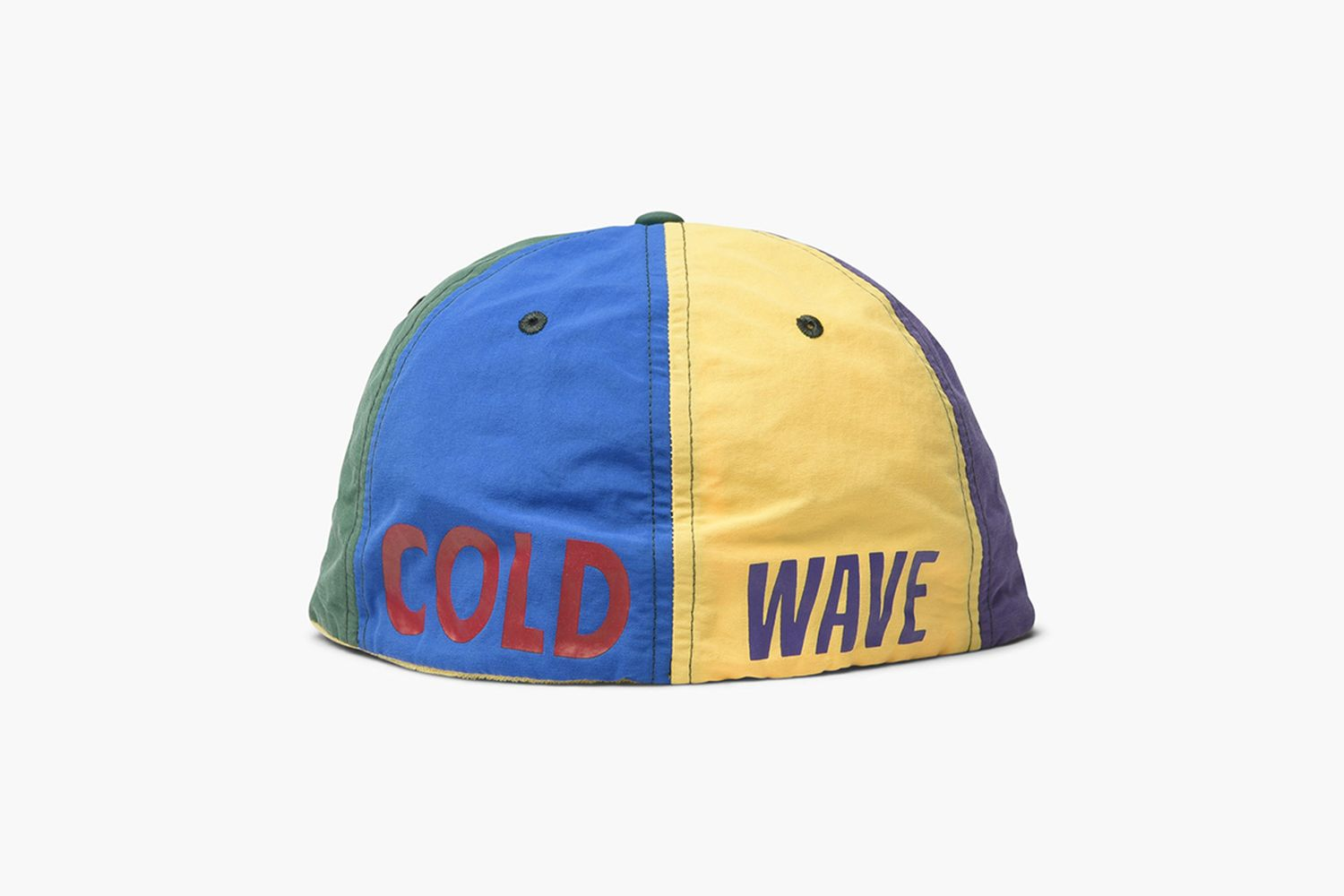 Snow Beach Fitted Cap