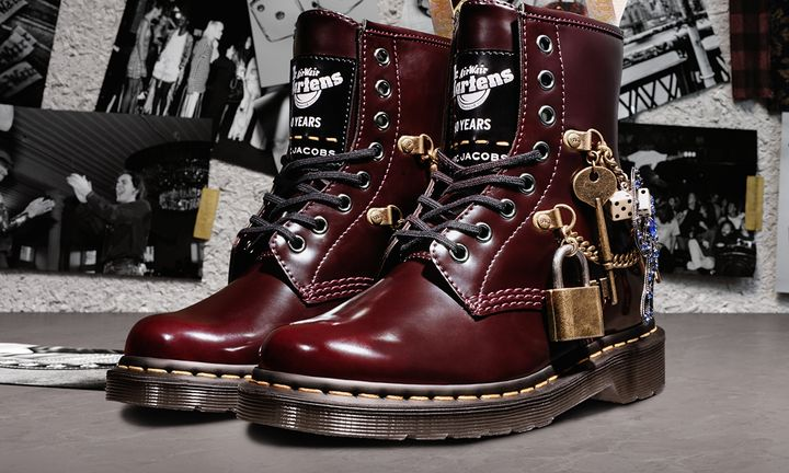 Marc Jacobs x Dr. Martens 1460 Remastered