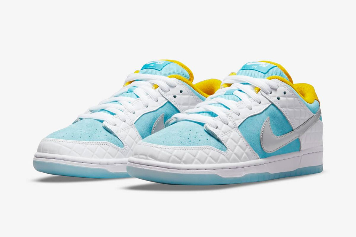 The FTC SB Dunk Low Is Squeaky Clean