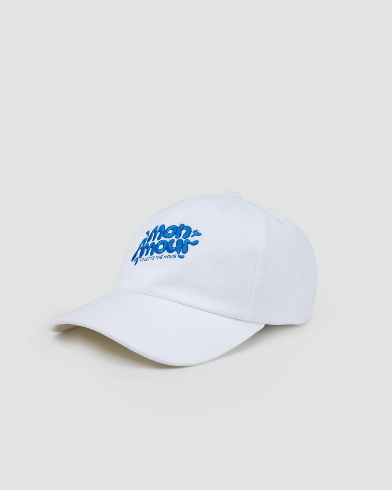 colette Mon Amour - Water Bar Cap White