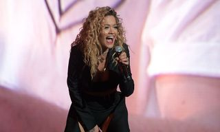 "Rita Ora Links up with Cardi B, Charli XCX & Bebe Rexha on ""Girls"""