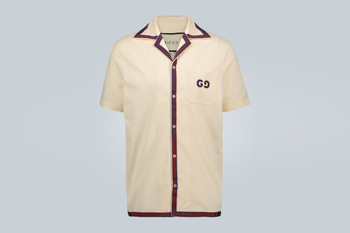 Gucci menswear seasonless shirt image