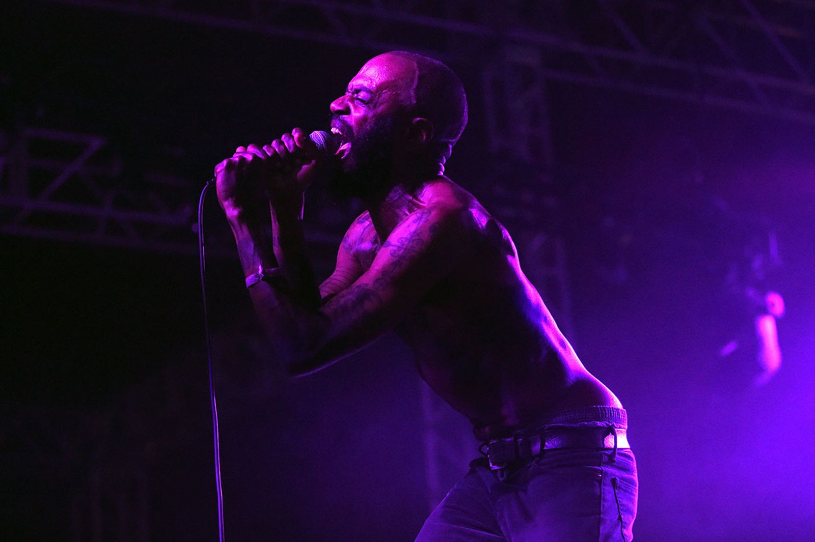 death grips hip hop Year of the Snitch