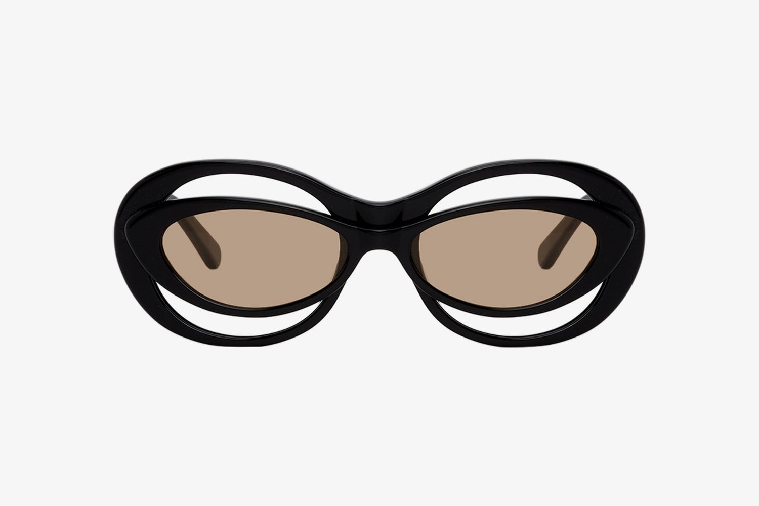 Bug-Eye Cat-Eye Sunglasses