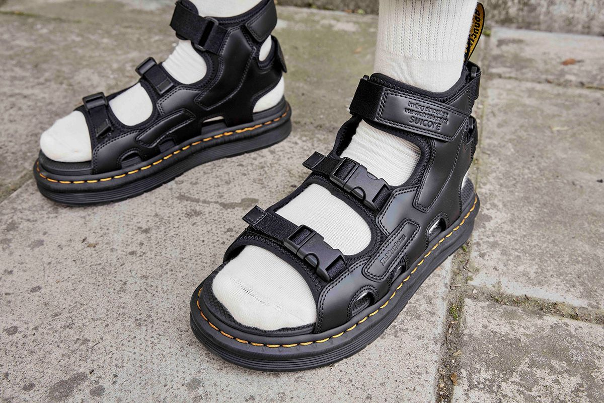 Thanks to Suicoke You Can Rock Doc Martens All Summer Long 13