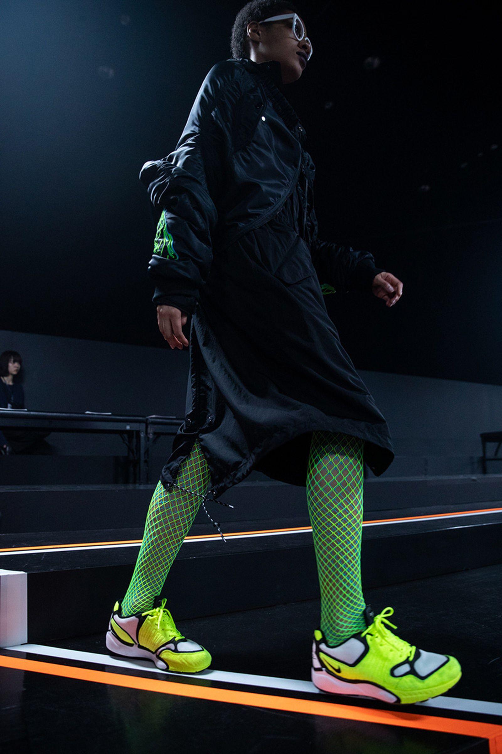 7JieDa fw19 tokyo fashion week
