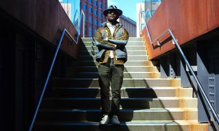 Street Style: Dapper Lou in GANT, Haerfest and Descendant of Thieves