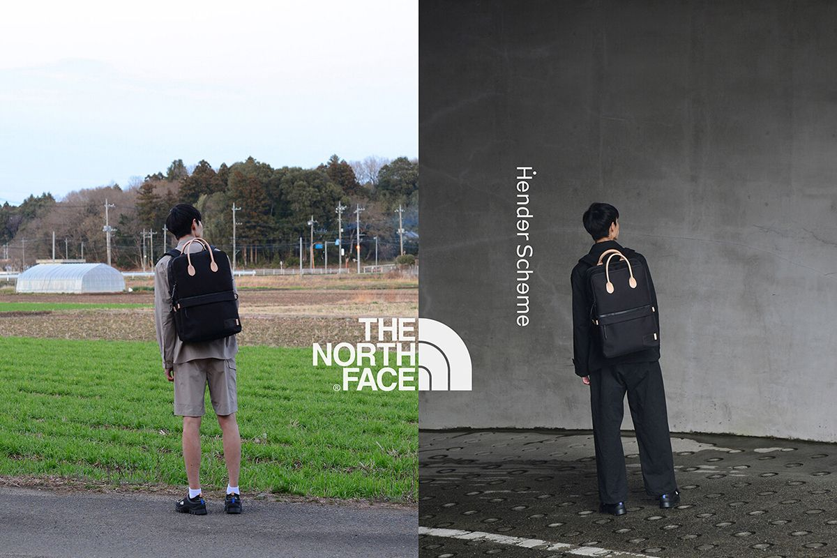 We're Wearing The North Face x Hender Scheme All SS21 26