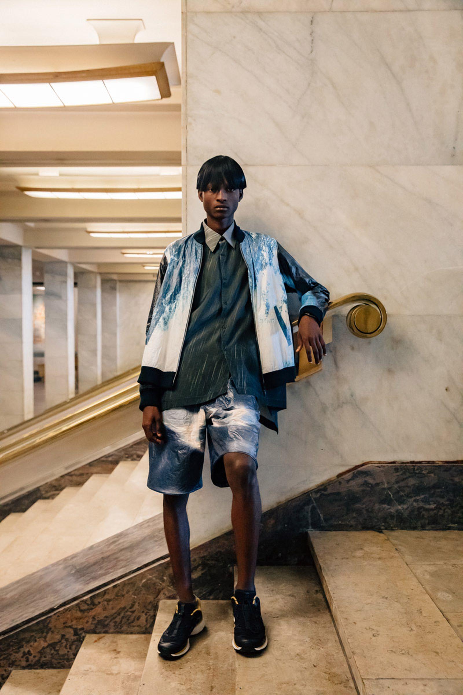 MSS20 Paris FumitoGanyru JulienTell ForWeb 06 Fumito Ganryu paris fashion week runway