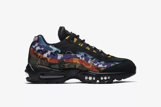 Nike Air Max 95 ERDL Party Camo Pack Release Date Sneaker