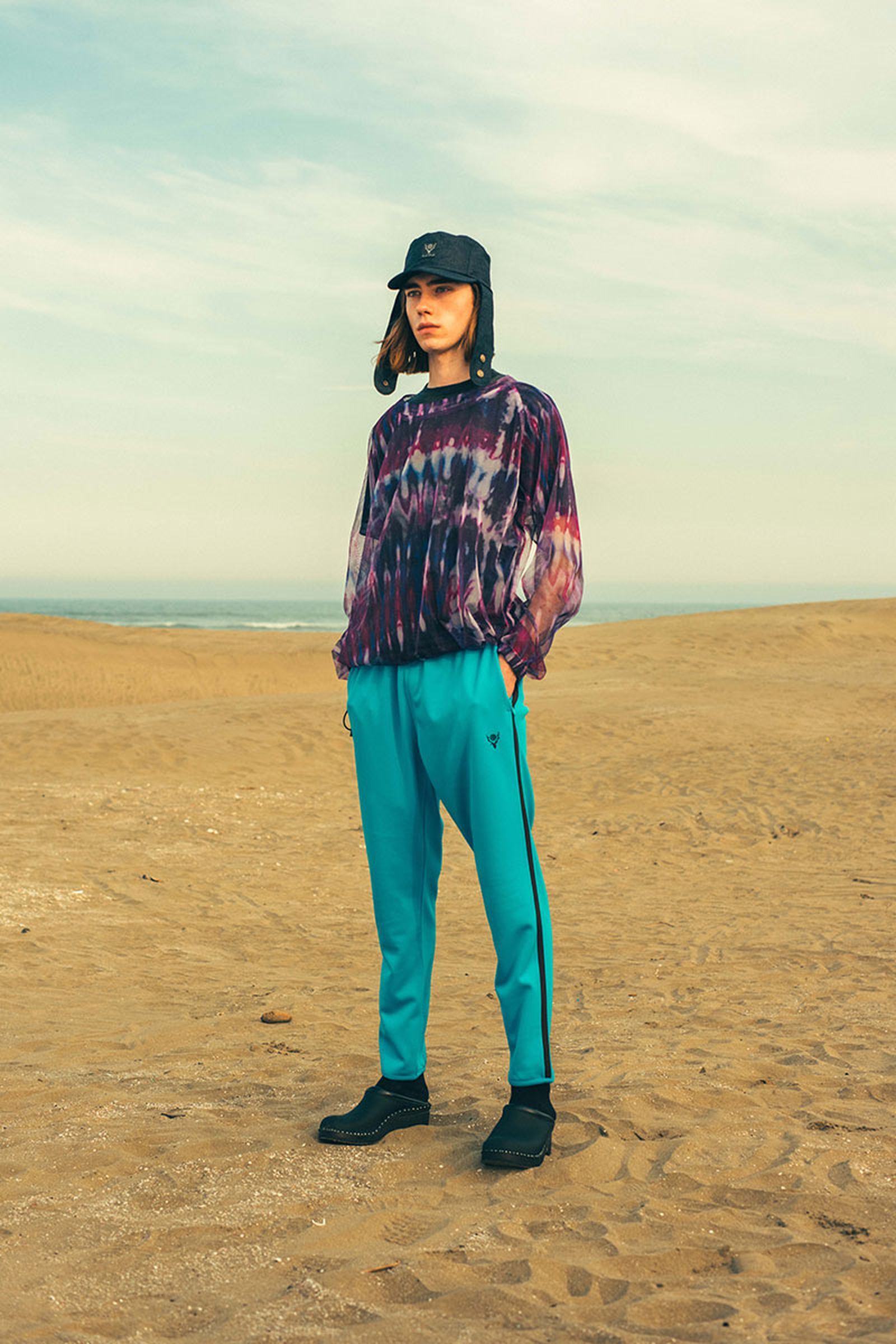 south2 west8 ss20 lookbook Keizo Shimizu nepenthes