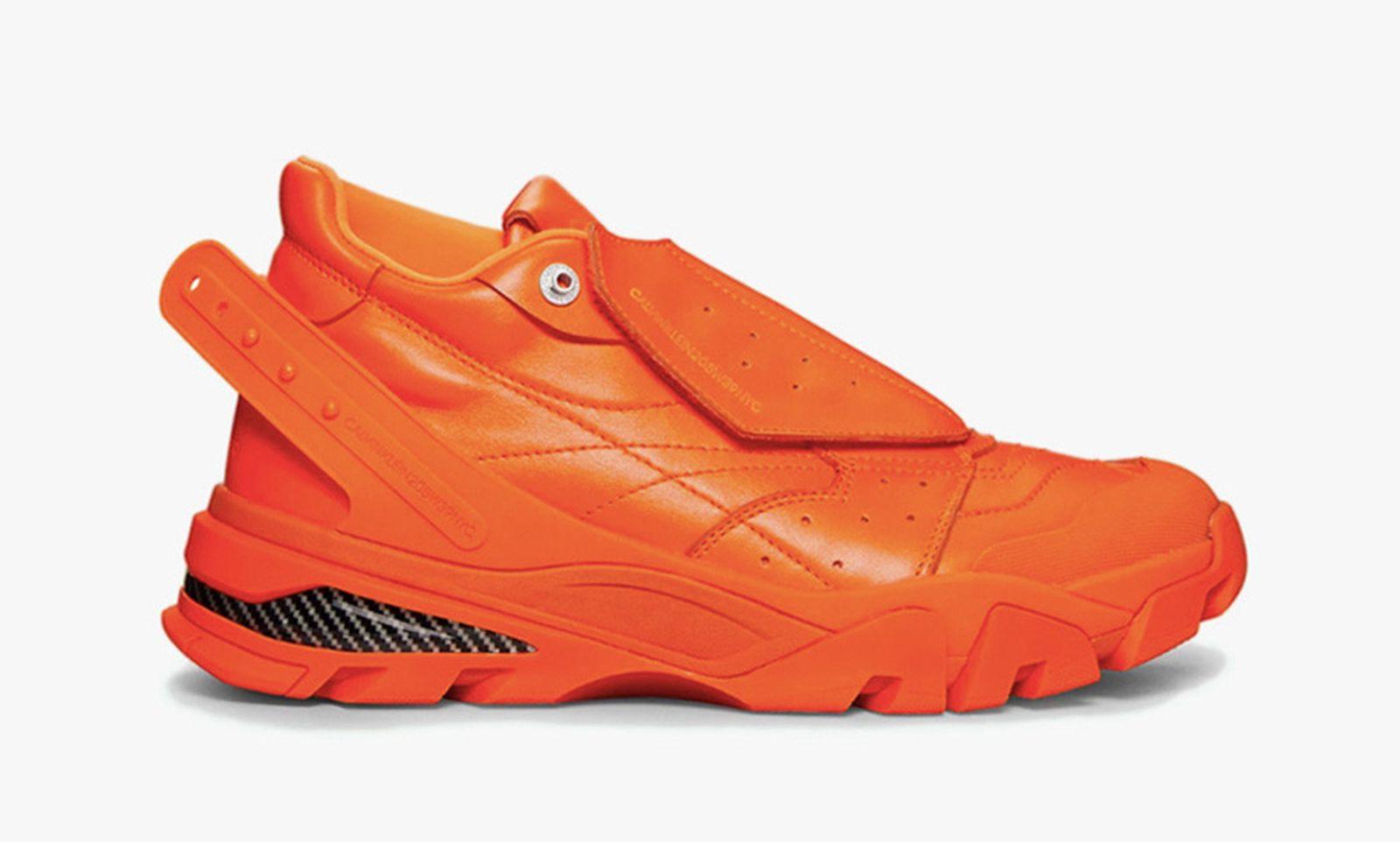 calvin klein 205w39nyc cander 7 orange release date price comments Air Jordan 19 Lil Pump Martine Rose