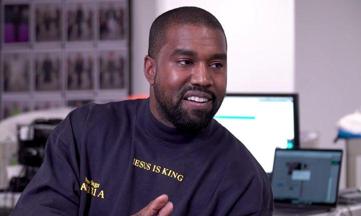 Kanye West Big Boy