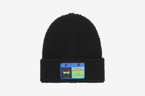 Poly Knit Beanie Hat