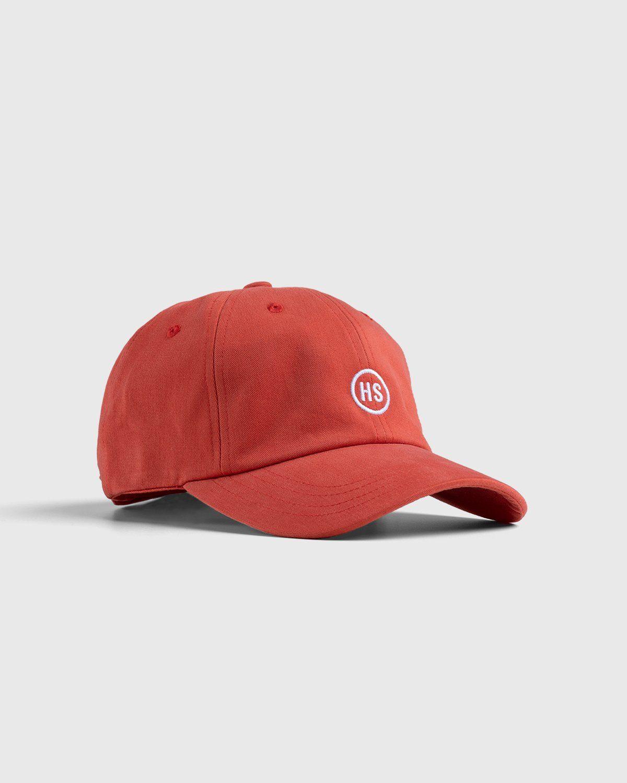 Highsnobiety – Baseball Cap Red - Image 1