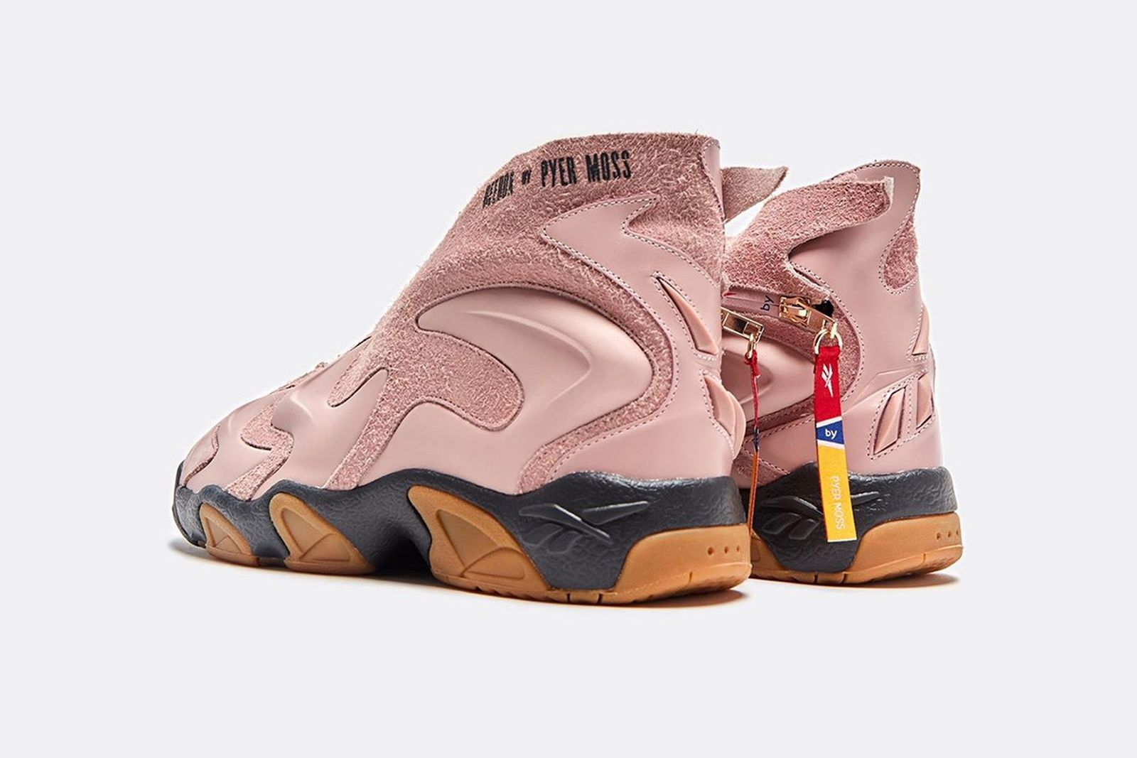 reebok pyer moss mobius experiment 3 pink release date price Reebok by Pyer Moss