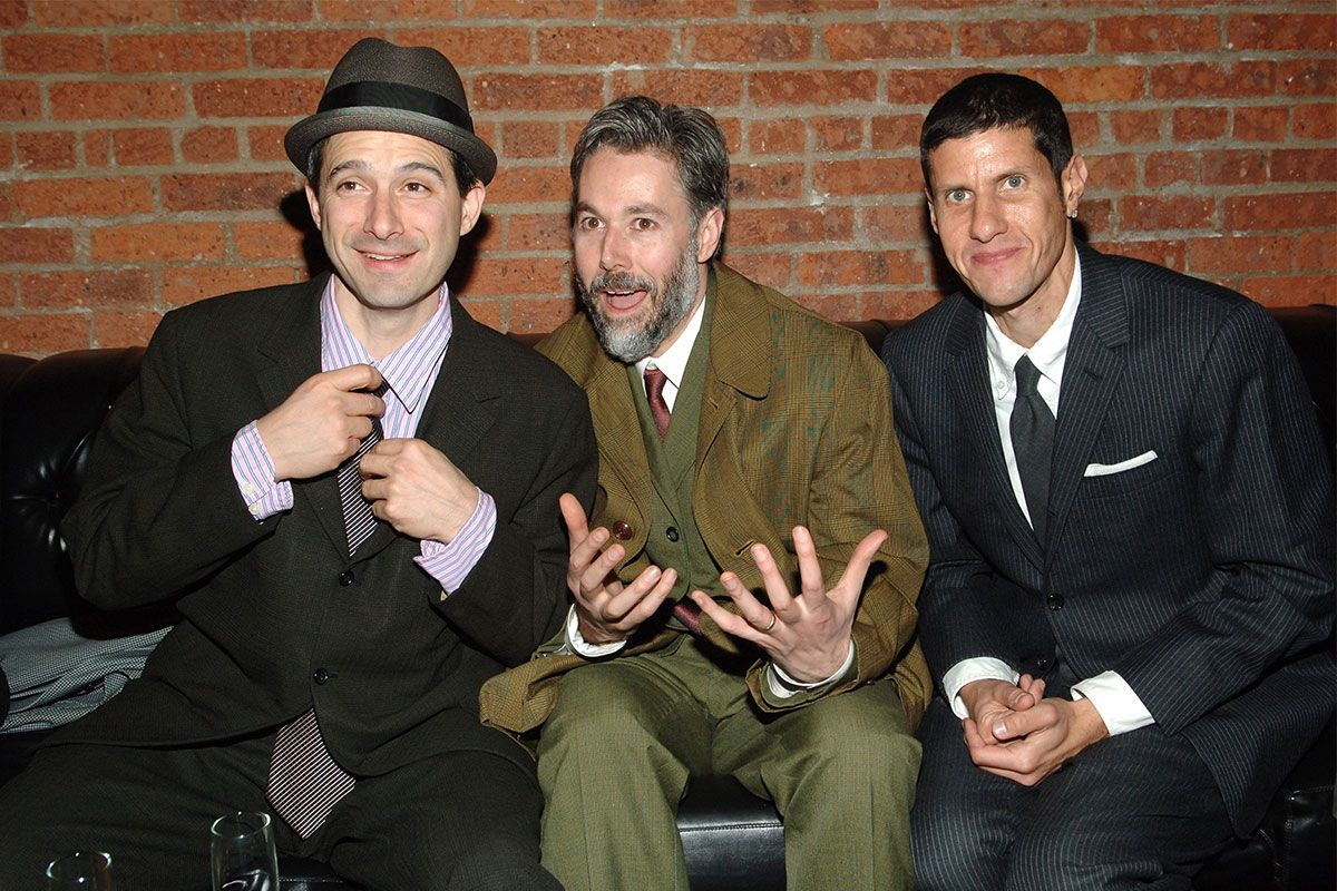 Beastie Boys Release Digital Deluxe Version of 'To the 5 Boroughs' With 12 New Tracks