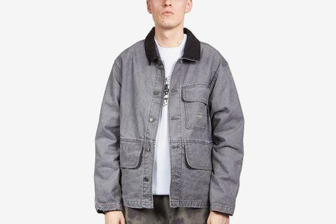 Washed Chore Jacket
