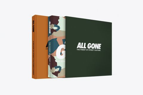 All Gone Decade Box Set