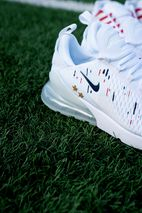 6eb168e09 World Cup Hero Kylian Mbappé Celebrated With Custom Nike s