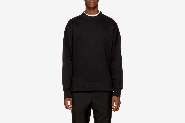 Black Folke Sweatshirt
