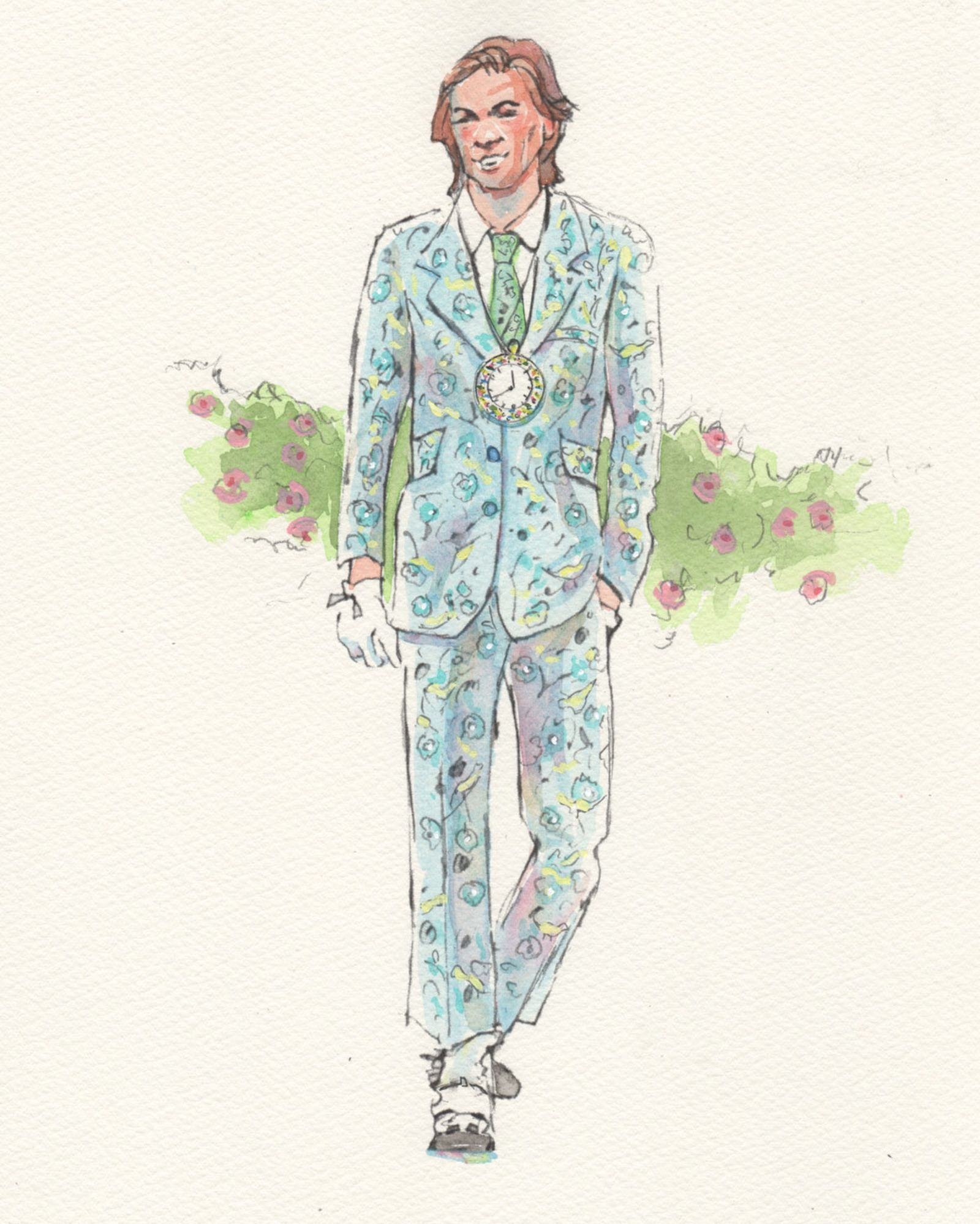 courtroom-sketch-artist-draws-fantasty-met-gala-fits-never-happened-Harry-Styles