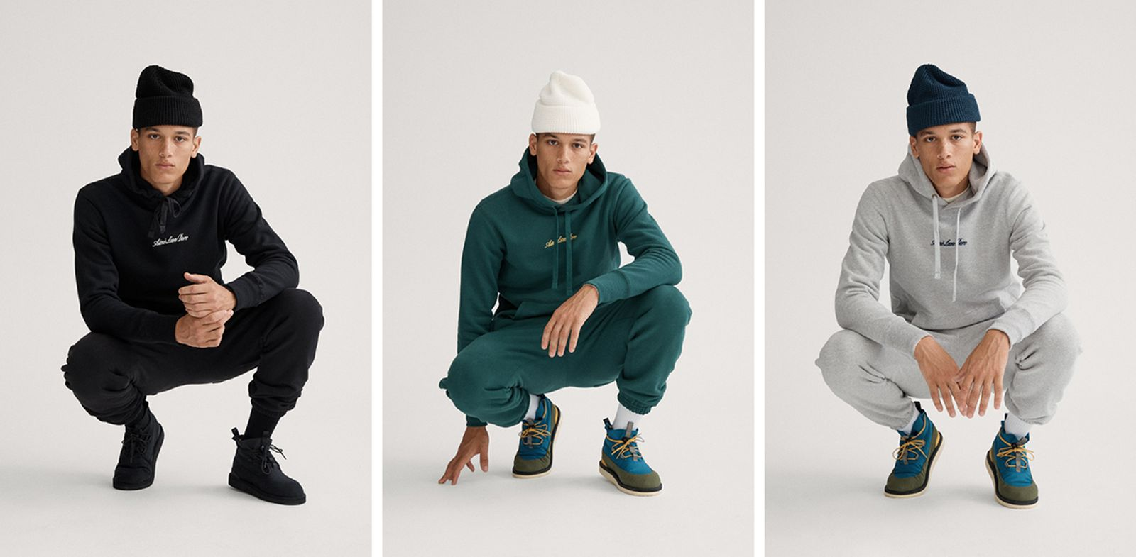 Aimé Leon Dore FW19 Uniform Program hoodies sweatpants beanies