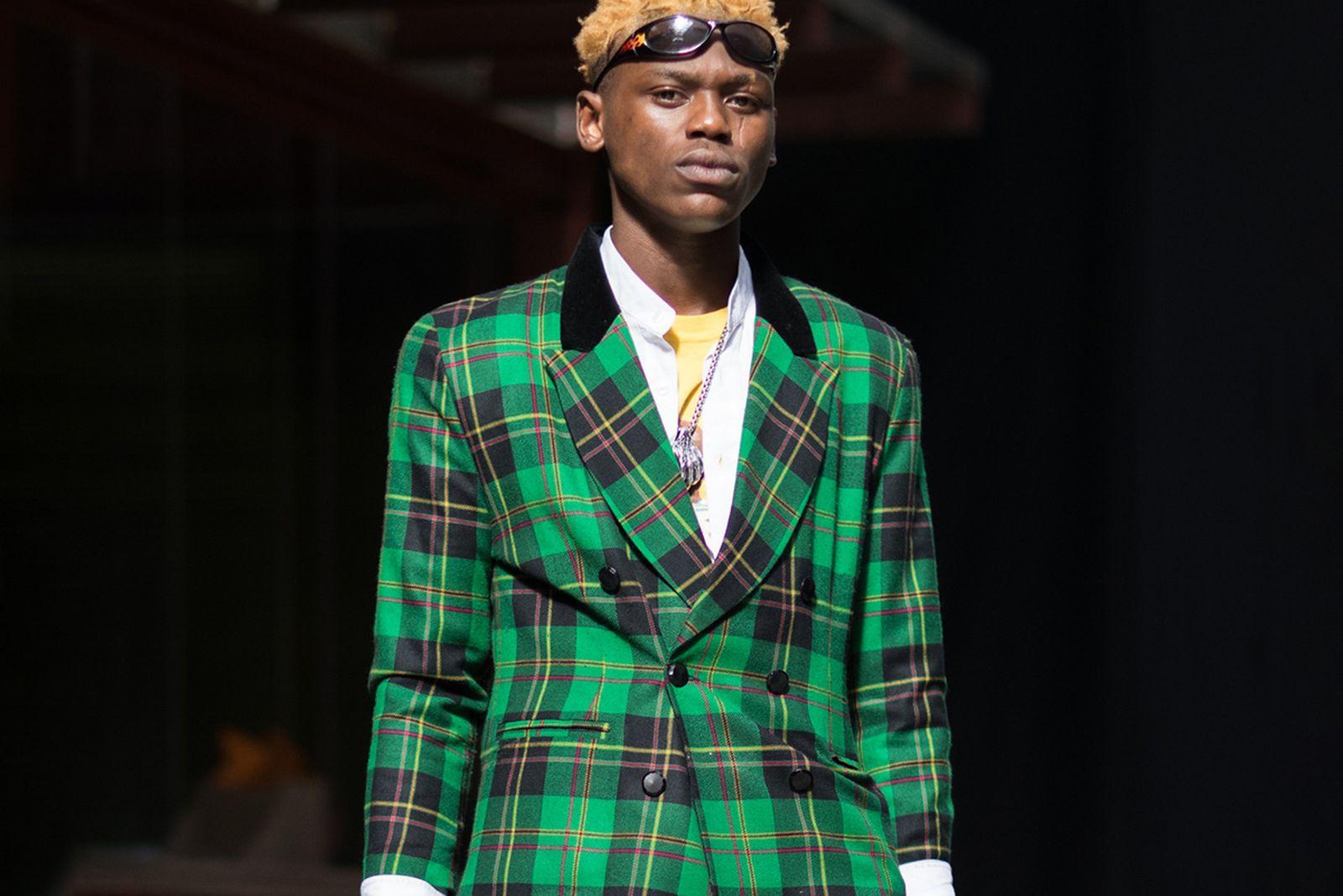 2best fashion trends men heels neck wallet suits