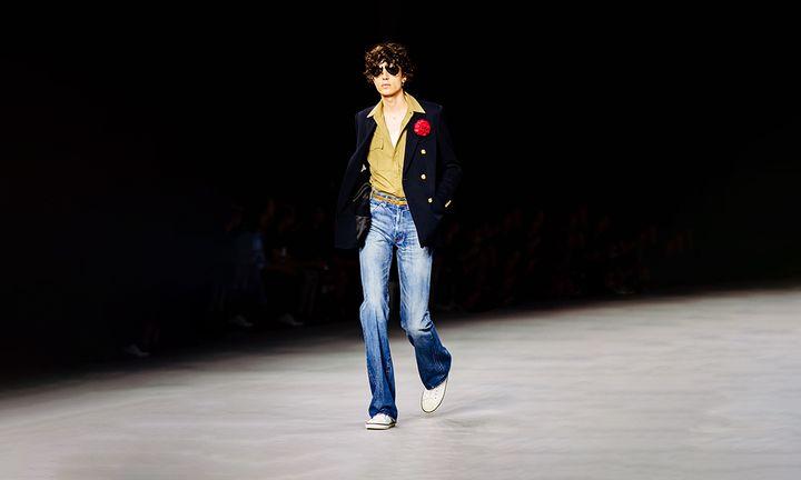 bootcut jeans feature Balenciaga Jacqeumus Levi's