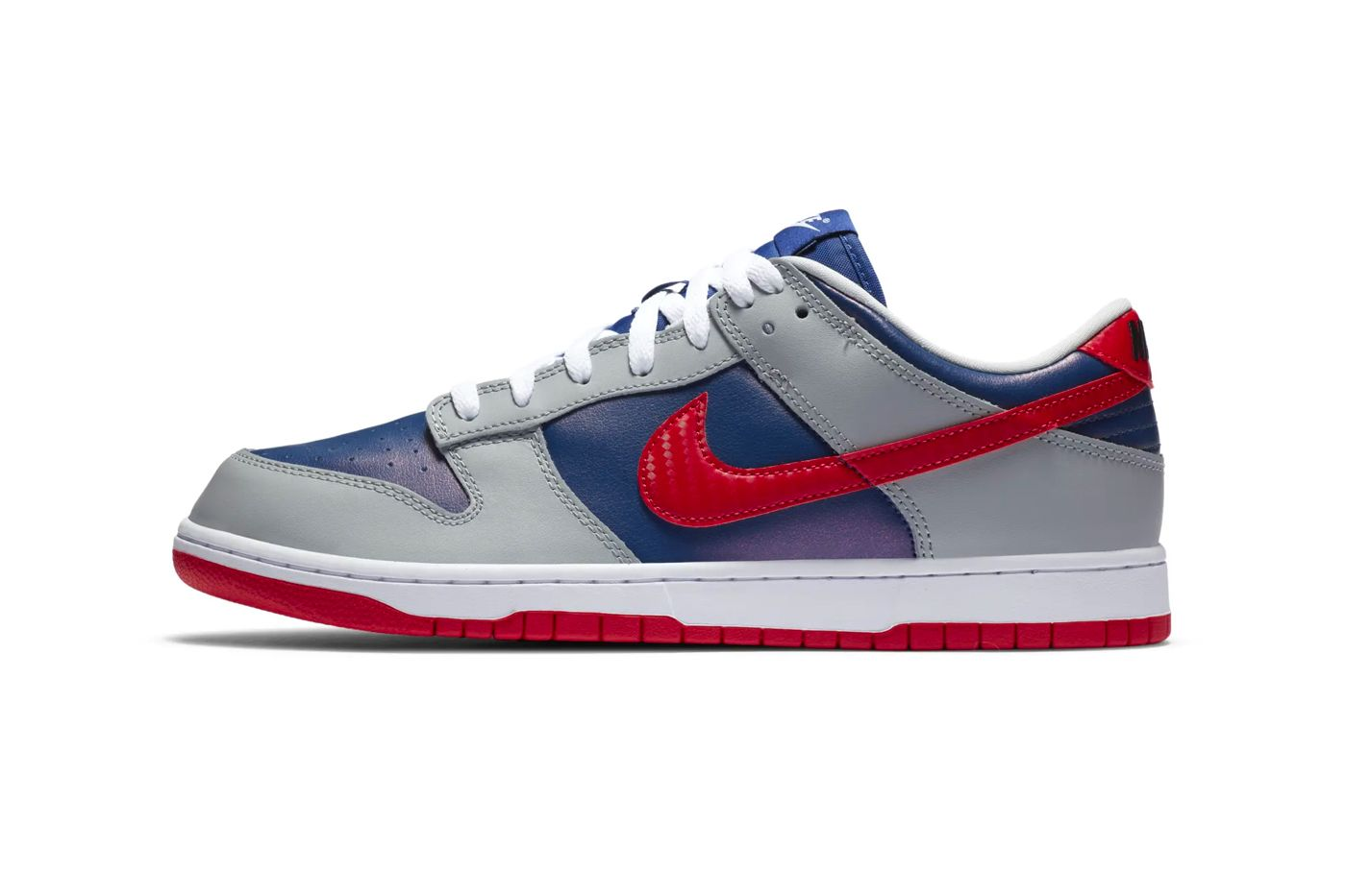 """Here's an Official Look at Nike's Dunk Low """"Samba"""" 1"""