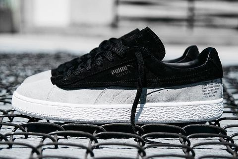 c238b6bed42 STAMPD's Chris Stamp Unveils the PUMA Suede 88-18
