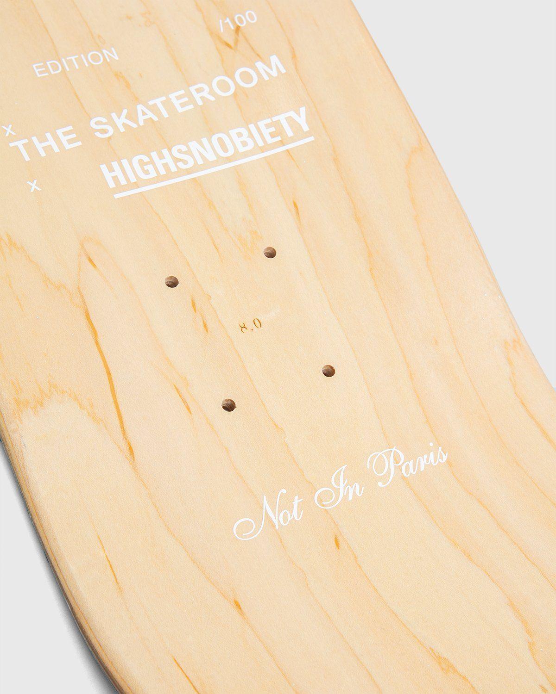 "The Skateroom x Highsnobiety — Paul Mccarthy ""Tree"" Skate Deck Set - Image 4"