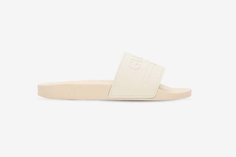 Rubber Slide Sandals