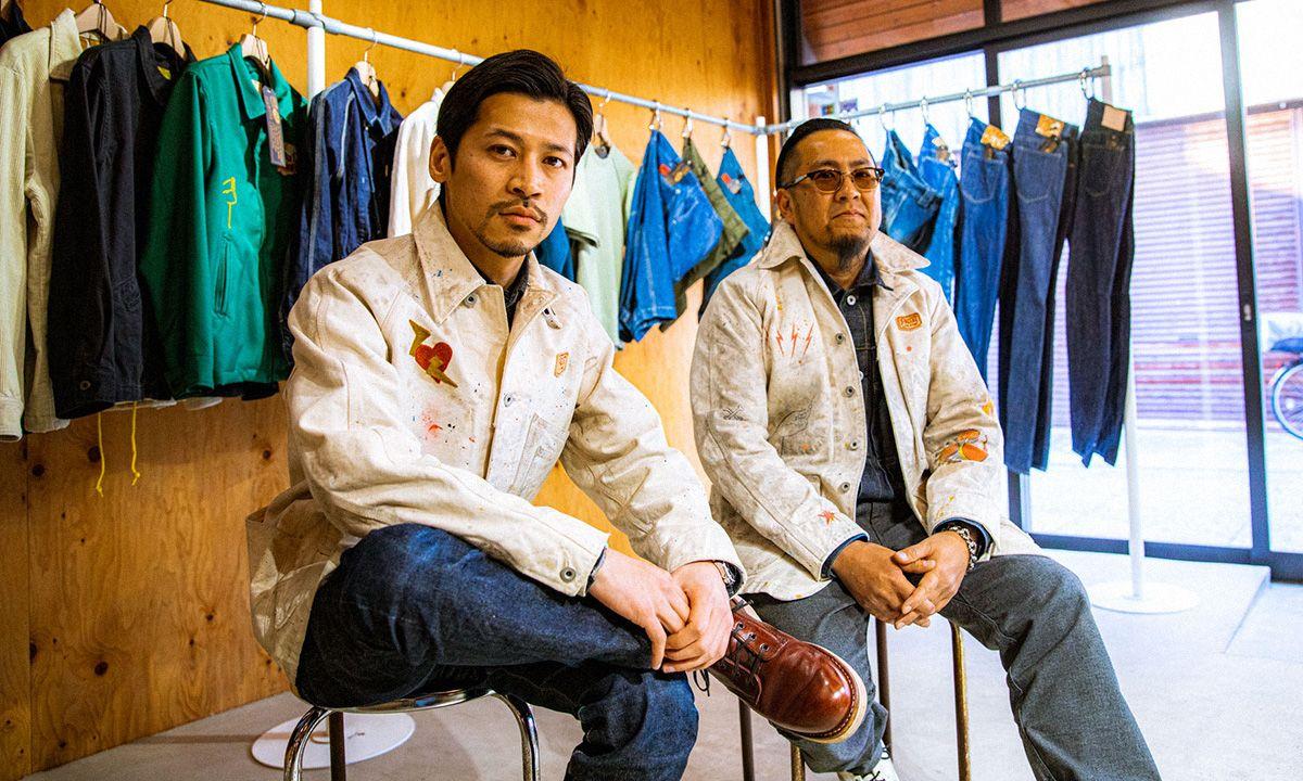 Meet Pallet Life Story From Japan's Famed Denim Hub